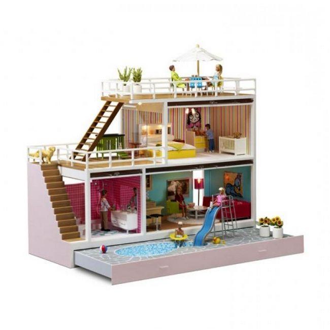 kuća za lutke kako napraviti