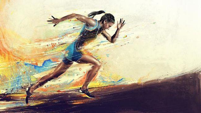 Допинг для бега. Виды спорта и допинг. Легкая атлетика