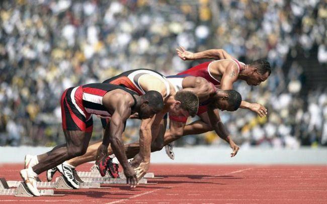 спорт легкая атлетика