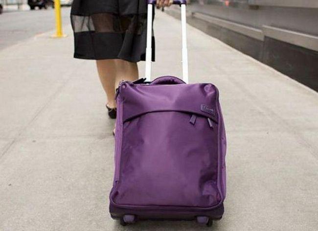 putna torba na kotačima s ručkom za izvlačenje