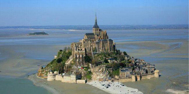 razgledavanje gornjeg Normandija
