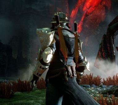 Dragon Age - броня, моды на броню