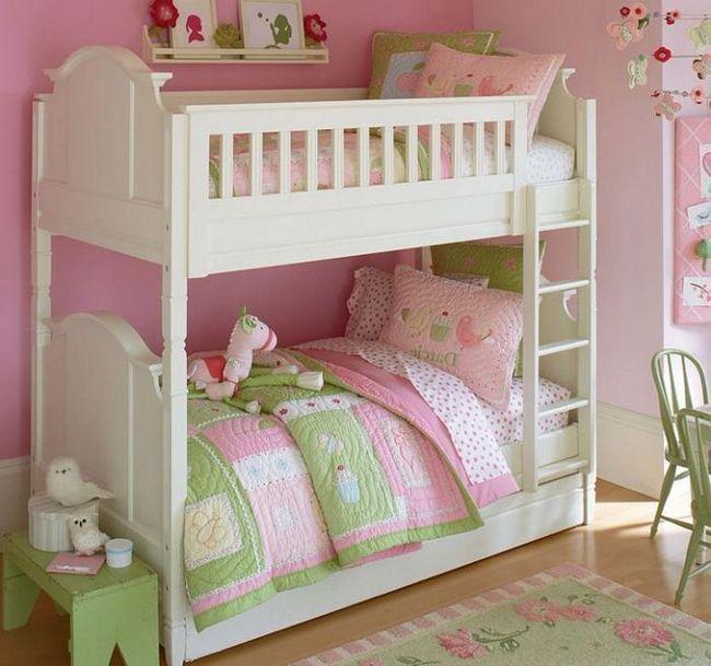 dječji krevet za dvije osobe