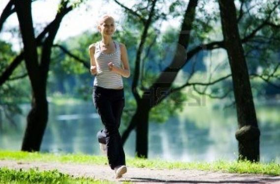 Disanje kad se trči