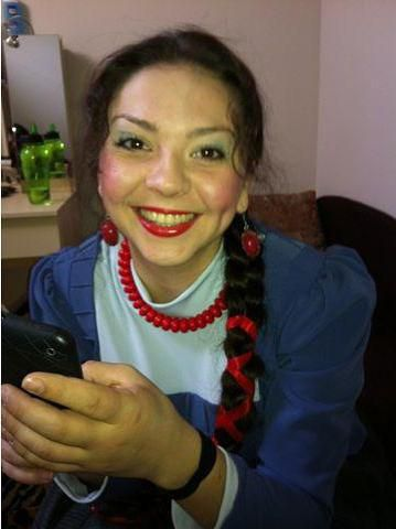 Glumica Ekaterina Frolova