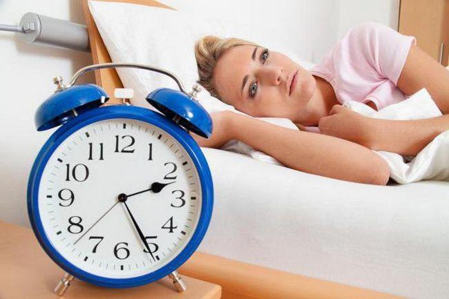 Ako ne spavate cijelu noć: što će se dogoditi?