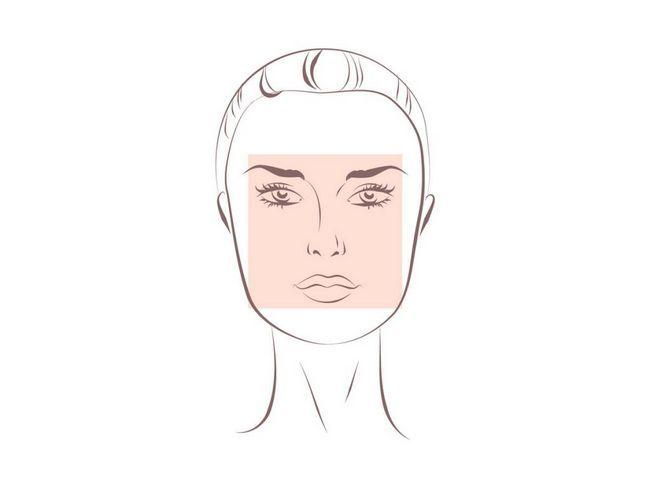 kvadratno lice