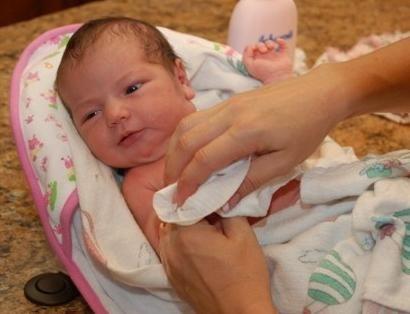 furacilin za novorođenčad