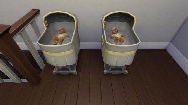 kako roditi blizance u sims 4 kodu