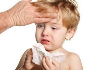 sinusitis kod dječjih znakova