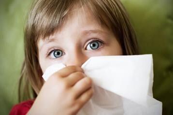 sinusitis kod djece mlađe od jedne godine