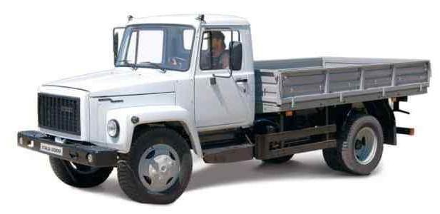 GAZ-3309. karakteristike