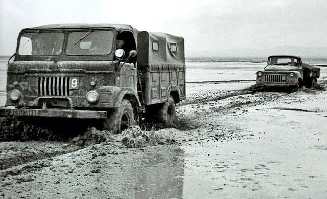 ГАЗ-56: технические характеристики, тюнинг, отзывы и фото