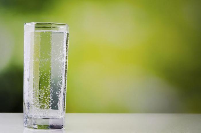 šteta soda vode