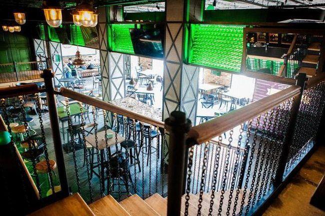 najboljih irskih pubova u Moskvi