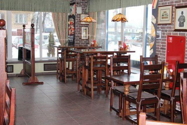ocjena najboljih pubova u Moskvi