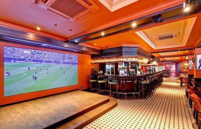 najbolji pub u Moskvi
