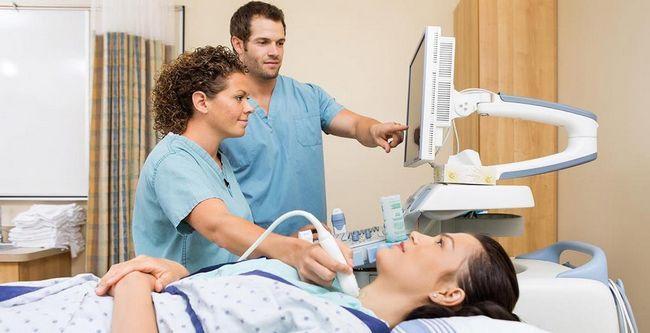 Postupak ultrazvuka