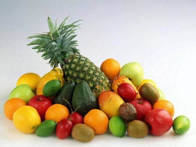 Gdje je vitamin C - osnovna hrana za zdravu prehranu