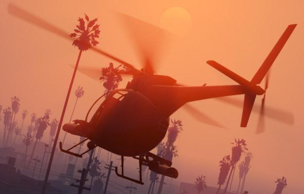 Где взять вертолет в `ГТА 5` в Лос Сантосе?