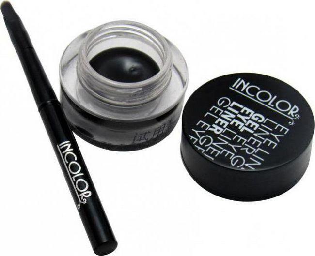 gel eyeliner za pregled obrva