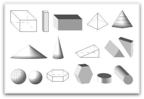 geometrijski oblici