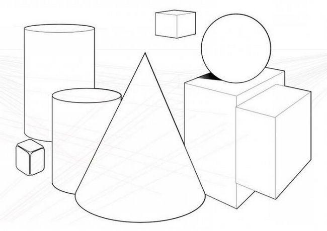 trodimenzionalne geometrijske figure