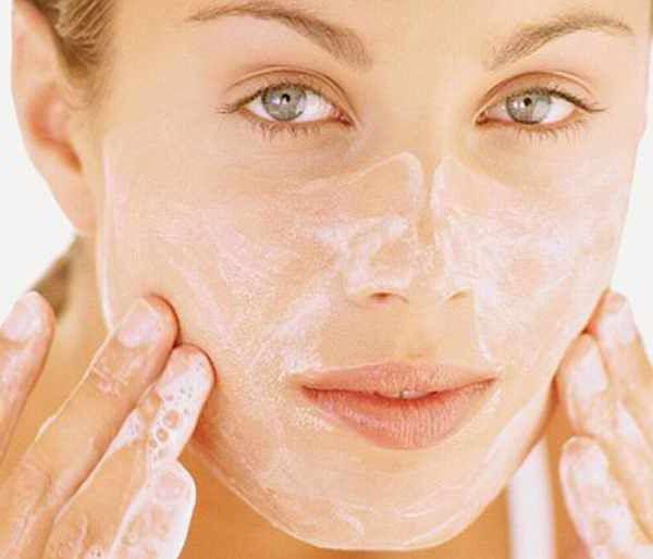 higijenska tehnika čišćenja lica