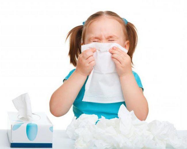 Kapi za oči za djecu od alergija