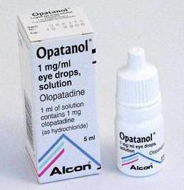 Kapi za oči protiv alergija za djecu