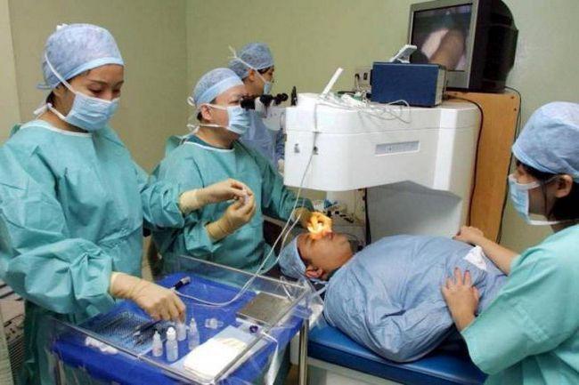 Simptomi i liječenje katarakta