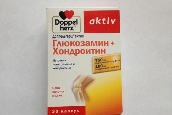 glukozamin kondroitin dopplerz