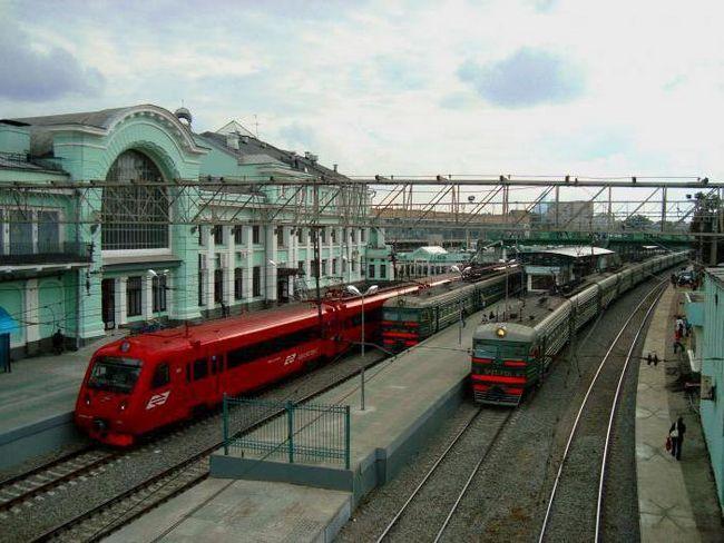 električni vlakovi golitsyno moskva