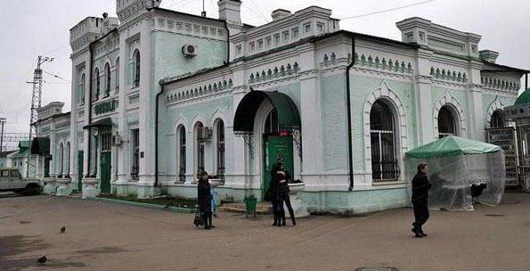 moskovski bjeloruski golitsyno