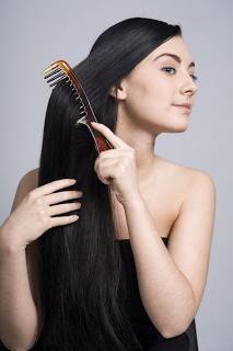 senf za pregled kose