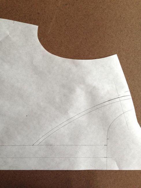 Горловина: обработка выреза изделия. Обработка трикотажной горловины