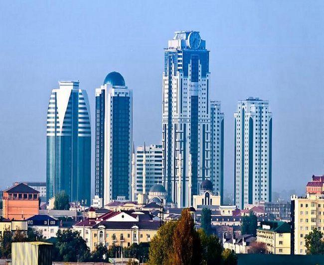 Город Грозный: достопримечательности, отзывы
