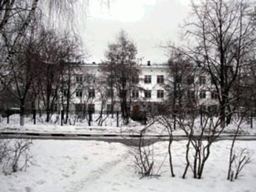 dječje gradske poliklinike u Moskvi