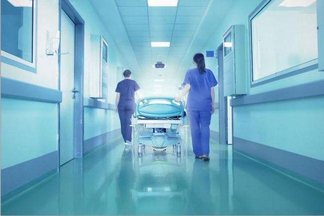 odbijanje hospitalizacije