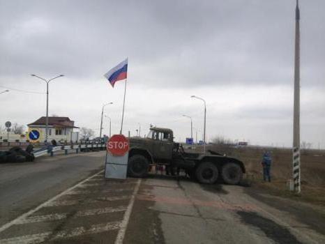 granice Ukrajine i Rusije gradova