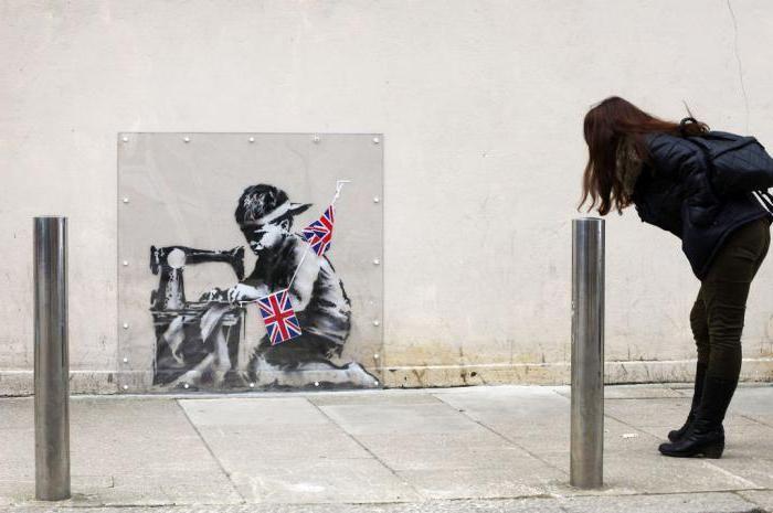 grafit je umjetnost ulica