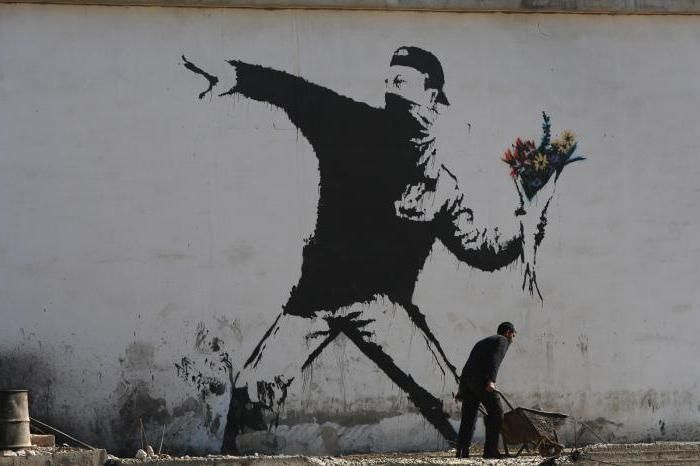grafit je umjetnost