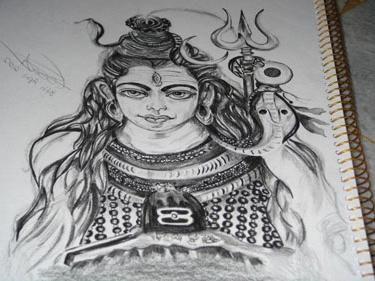 grafiti na papiru s olovkom
