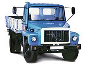 Kamion GAZ-4301