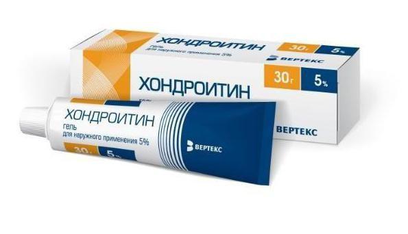 upute za hondroitin gel