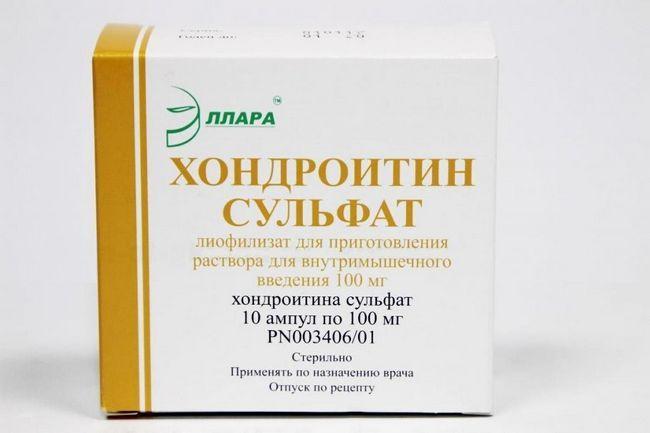 kondroitin sulfat
