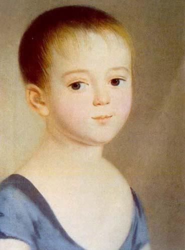 Хронологическая таблица Тютчева (жизнь и творчество). Федор Иванович Тютчев (1803-1873 гг.)