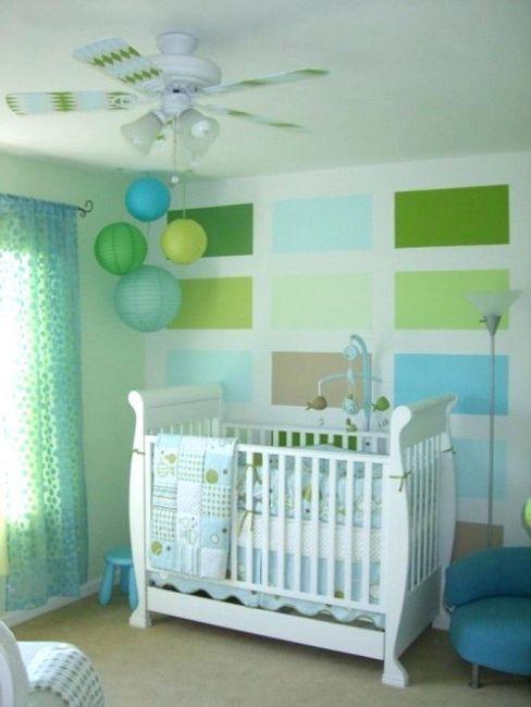 Prijava dječje sobe za novorođenče