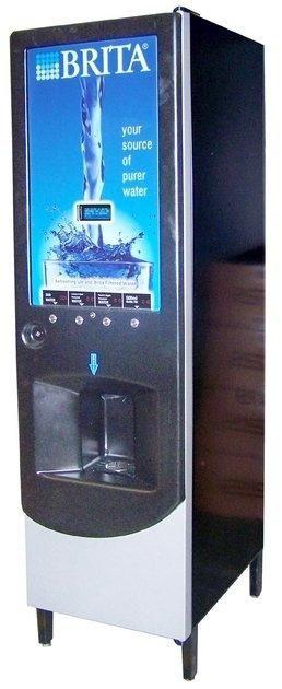 strojevi za prodaju soda vode