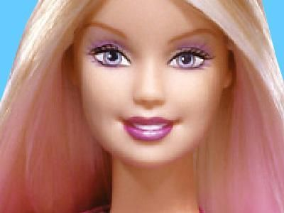 Šminka Barbie